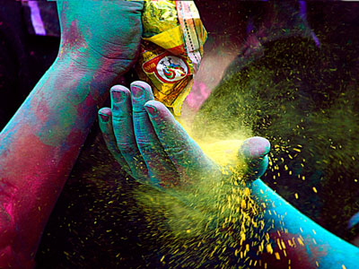 Holi – The Festival of colour | Color Festival in Nepal
